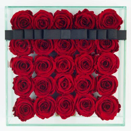 225 darabos örök rózsa doboz