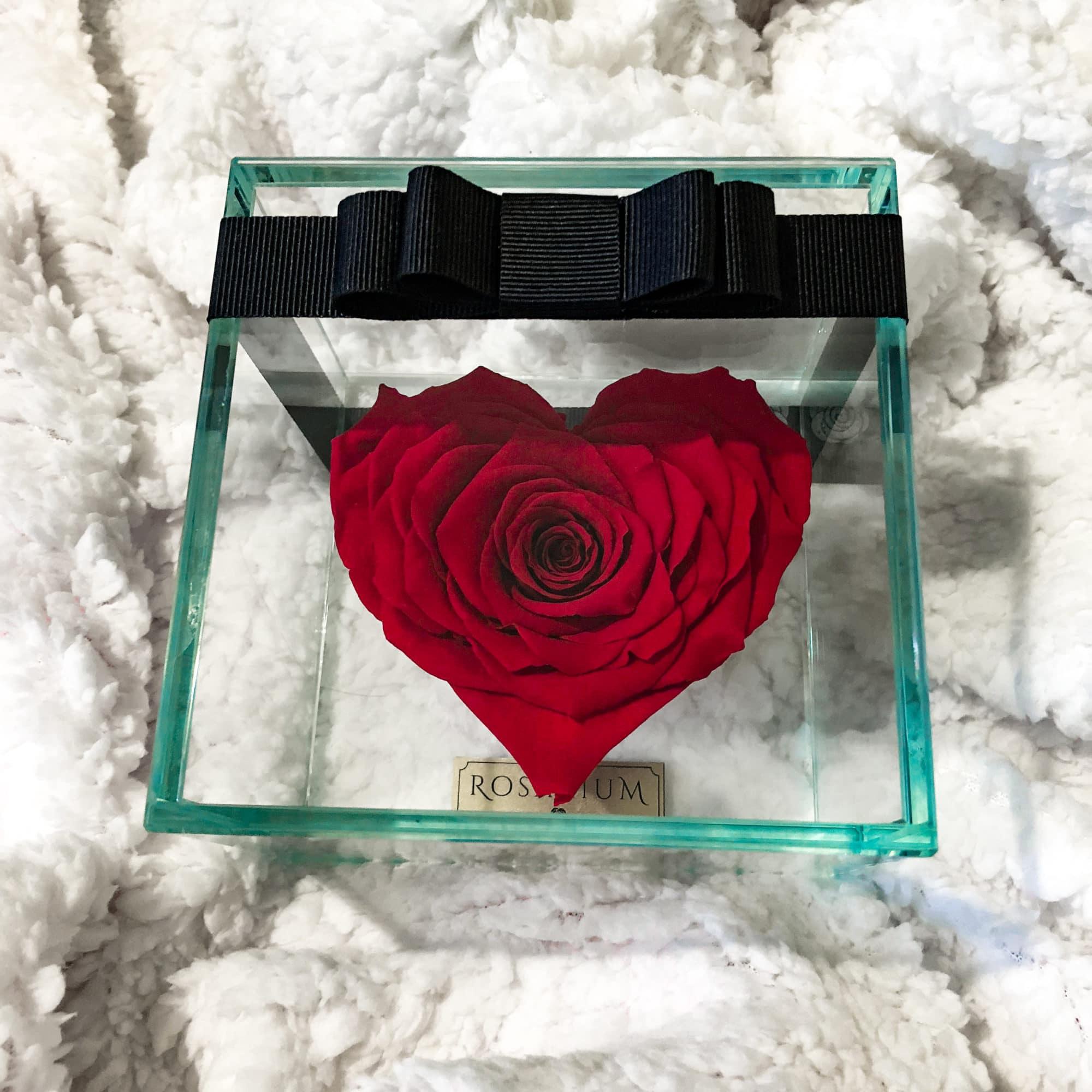 1-es szív örök rózsa
